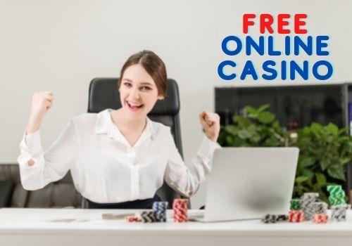Enjoy free play online casinos
