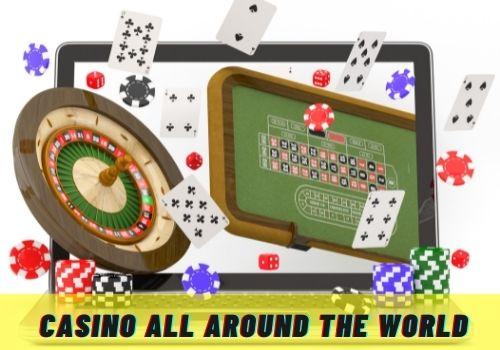 Ernest Stevens - Indian casino boss visiting Gauselmann