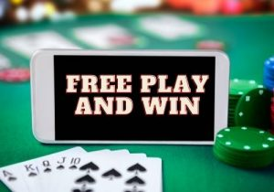 Free Play and Win more often and increase the amount of money won